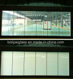 Pdlcスマートで切替可能なガラス