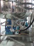 Embarcação piloto da reação para fazer a resina, adesivo