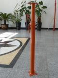 브라질은 버팀대 비계 Formwork 버팀목 버팀대 시스템, 페인트/힘 페인트 망원경 강철 버팀대/조정가능한 건축 잭을 그렸다