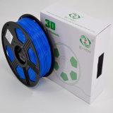 Filament chaud d'impression de l'ABS 3D de vente avec le certificat de RoHS