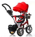 Großverkauf 4 in 1 Kind-Dreirad scherzt Dreiradbaby-Dreirad