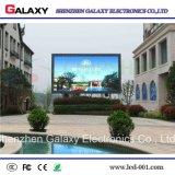 P4 Full Color al aire libre fijo Video Diplay LED para publicidad, signo