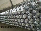 Elektro-/heißer eingetauchter galvanisierter Eisen-Draht-Maschendraht