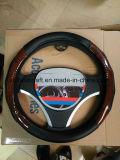 ТеплостойкfNs крышка ручки рулевого колеса автомобиля PVC промотирования силикона