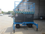 Selbstangetriebene mobile hydraulische Luftplattform (SJZ0.5-12)