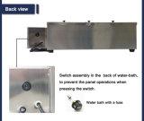 Bac de bain d'eau de la température continuelle de Digitals de laboratoire