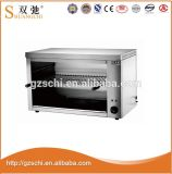 Estufa de alta eficiencia China Electric Salamander Kitchen Equipment
