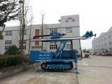 Alta torque rotatoria hidráulica completa 7200/10200nm de la perforadora del ancla de la velocidad