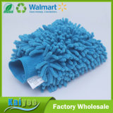 Разный вид перчатка чистки синеля домочадца, перчатка мытья автомобиля