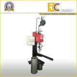 Máquina circular de la soldadura continua con el arma rotatorio de la autógena