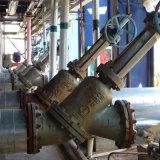 Y datilografa a válvula da pasta para a Semente-Precipitação da alumina