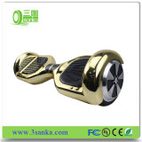 Inteligente Chrome 6.5inch Scooter Eléctrico Hoverboard Bluetooth