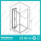 Allegato piegante di vendita caldo dell'acquazzone con vetro laminato Tempered (SE921C)