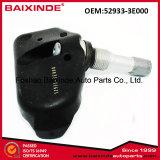 Capteur de pression des pneus Capteur TPMS 52933-3e000 pour Hyundai Sonata, Tucson, Tiburon; KIA Sportage, Amanti, Sorento