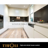 Het de Moderne Keukenkast van de Vorm van U van de douane en Meubilair van de Keuken voor Huis Indivisual (AP144)