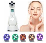 O dispositivo da beleza do Electroporation do RF EMS para o cuidado de pele facial que levanta apertando o enrugamento remove