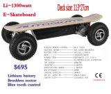Panneau électrique de patin du moteur 1300watt sans frottoir électrique