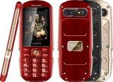 Telefono mobile del metallo pieno da 2.4 pollici