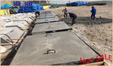Recicl a plataforma de flutuação do pontão modular plástico de China