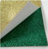 Papel Sparkling adesivo do Glitter da cor DIY do Scrapbook por atacado multi