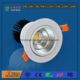 45 indicatore luminoso rotativo del punto della PANNOCCHIA di grado 10W LED