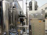 Completare la macchina di rifornimento gassosa della bevanda