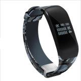 Tiefes wasserdichtes Bluetooth V4.0, das intelligenten Armband-Uhr-Handy schwimmt