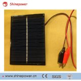 太陽おもちゃのための小型太陽電池パネル、携帯用太陽ライト