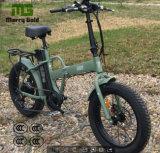 Pneu gordo que dobra a bicicleta elétrica para os adultos En15194