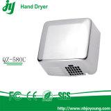 Do secador automático comercial resistente superior da mão da alta velocidade 1800W da qualidade de Greece aço inoxidável durável