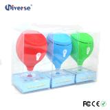 Spezieller Entwurfs-beweglicher Großhandelspilz MiniBluetooth Lautsprecher