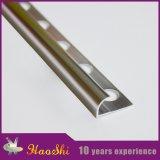 Küche-Zubehör-Aluminiummetallrand-Fliese-Ordnung