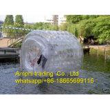 Jeux gonflables de l'eau de PVC&TPU pour le rouleau de marche de gosses