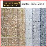 100%年のポリエステル卸し売り焼損のビロードの家具製造販売業ファブリック(EDM-TC102)