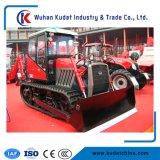 80HP de Tractor van het kruippakje met het Blad Ca802 van de Bulldozer