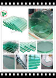 glace Tempered Polished 10mm plate de 6mm 8mm de glace de Yaohua