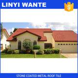 Telha de telhado revestida do metal da pedra quente da venda 2017