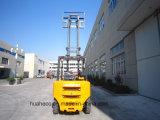 chariot 4.5Ton gerbeur diesel avec le mât 4.5Meter duplex (HH45-N8-D, boîte de vitesses manuelle)