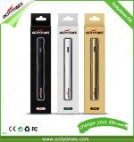 Ocitytimes 0.35ml O9 편평한 Cbd 기름 처분할 수 있는 E Cigarette/E 담배