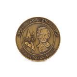 Vecchia moneta del ricordo di promozione dello smalto per il regalo
