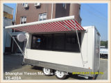 Approvvigionamento caldo Van del camion degli alimenti a rapida preparazione di vendita di Ys-400A