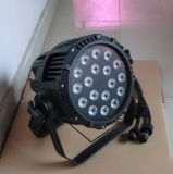 IP65 quad color 18X10W LED arandela de la pared para exterior