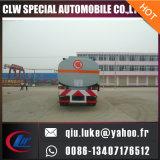 4X2 8000 litres d'huile lubrifiante de réservoir de carburant d'essence de camion de transport