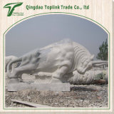 China-Fabrik kundenspezifische Steinstatue mit niedrigstem Preis