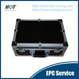 금속 탐지기를 통해서 Hotepx7500 도보