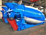 La alta calidad de montaje cisterna 3-10 hormigonera m3