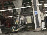 De Vlokken van de bijtende Soda die op Detergent Fabriek van de Zeep worden gebruikt