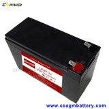3years batería de litio de la larga vida LiFePO4 de la garantía 12V100ah (VRLA)