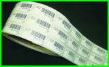 Código de encargo de la materia de las escrituras de la etiqueta de código de barras del acondicionamiento de los alimentos