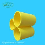 太陽フィルムのための白いHDPE/ABSのプラスチックコア巻上げの管か管